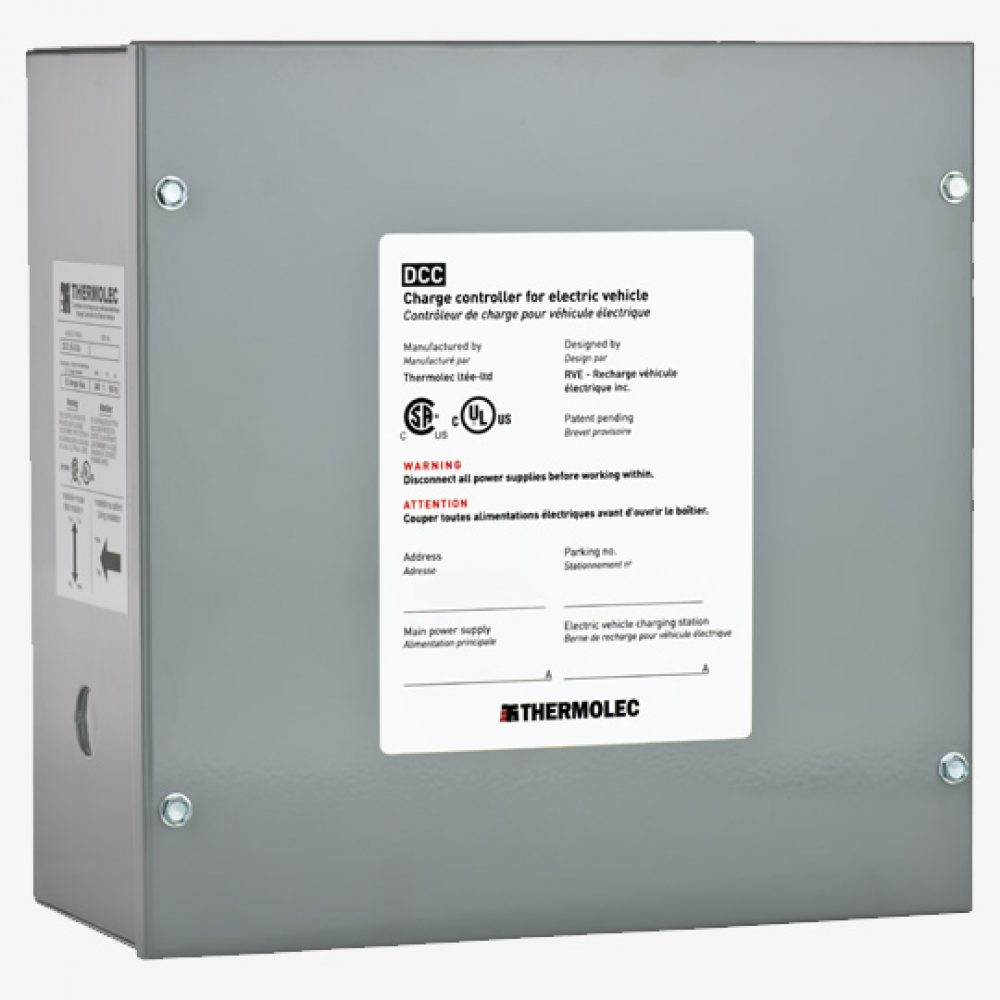 Energy Management System DCC-10 for Houses